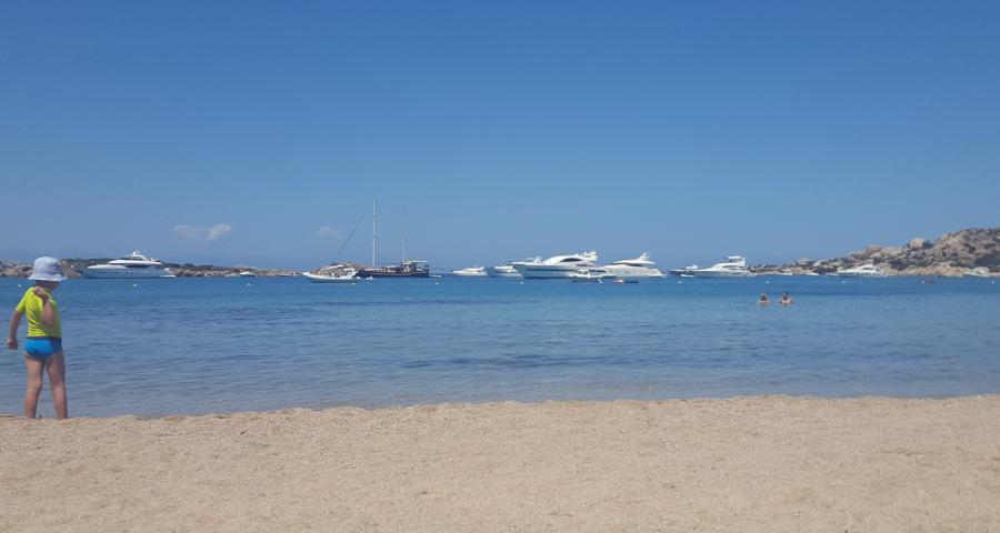 Cala Garibaldi spiagge per bambini in Sardegna