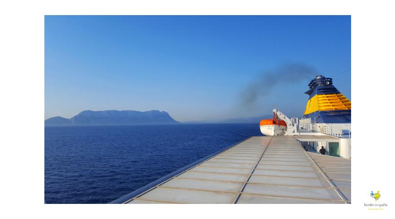 viaggiare con le navi gialle di Corsica e Sardinia Ferries