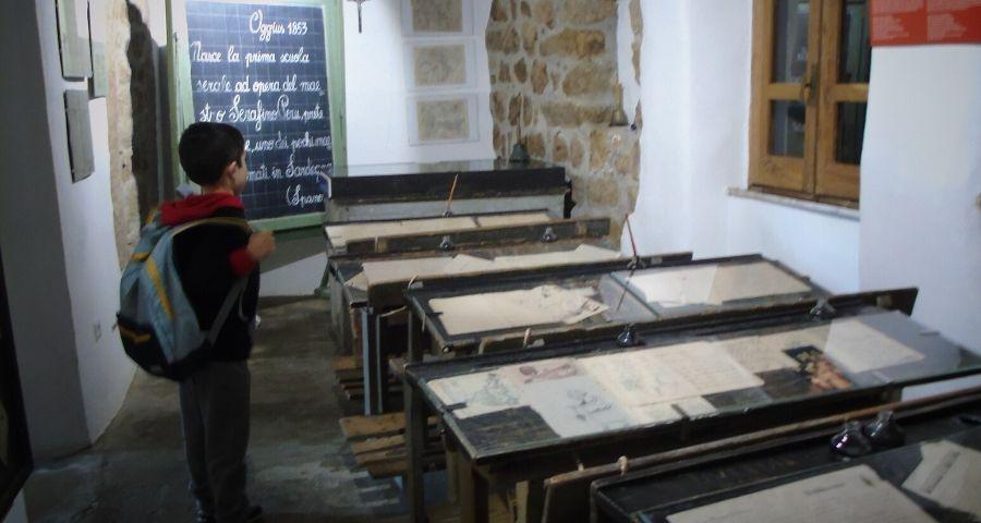 MEOC museo etnografico di Aggius Sardegna