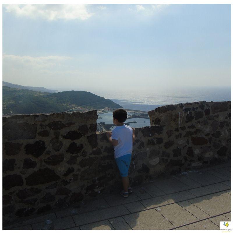 Castello di Castelsardo vacanze in Sardegna