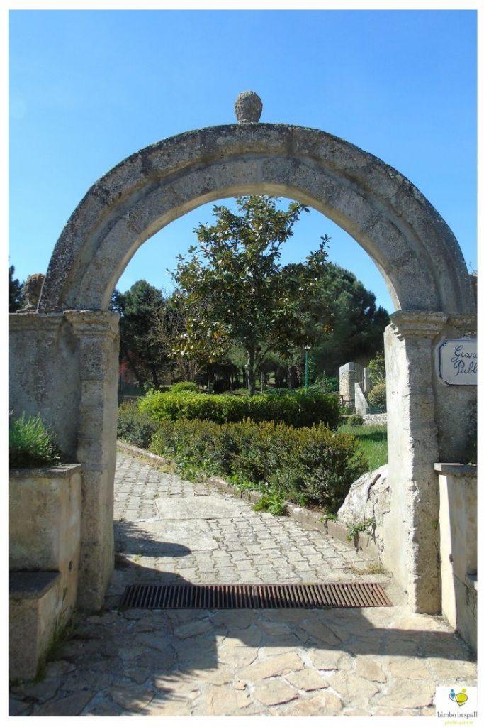 Cossoine borgo Sardegna