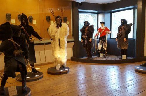 Museo delle Maschere Mediterranee Mamoiada Sardegna