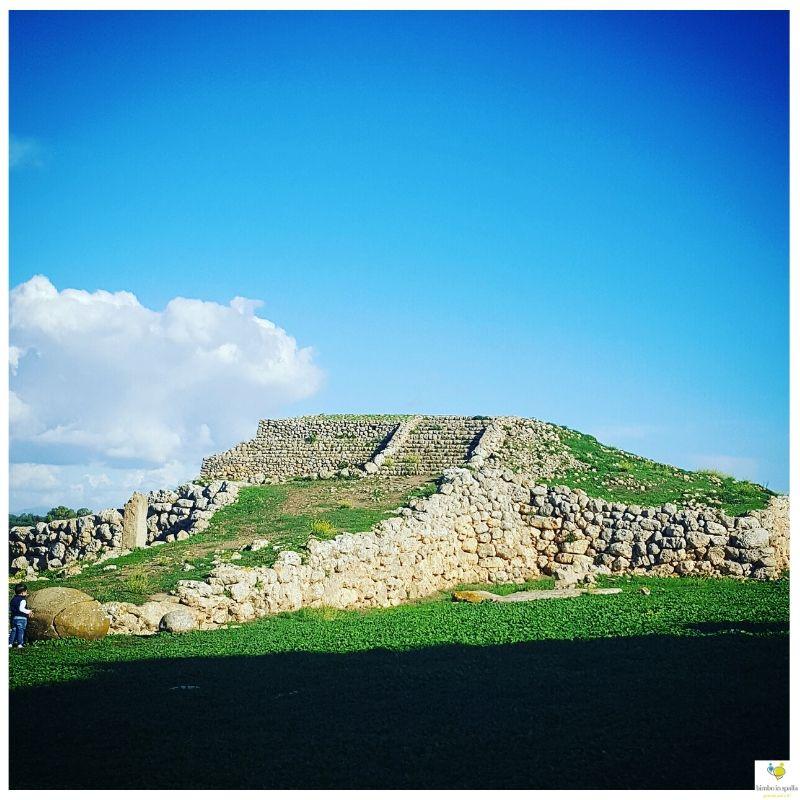 altare di Monte d'Accoddi Sardegna archeologia