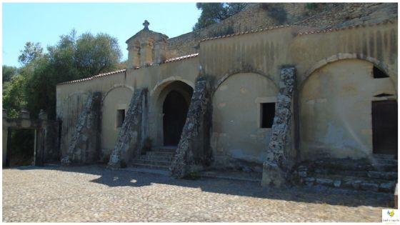 Santuario di San Lussorio Villanova Sardegna