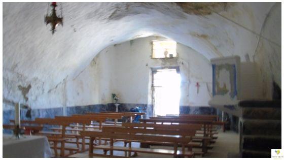 Santuario di San Lussorio a Romana in Sardegna