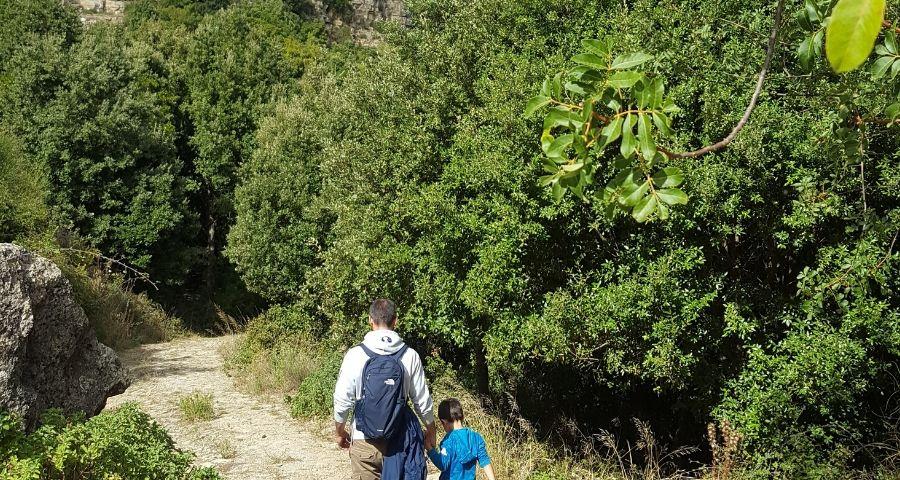 Tacchi di Ogliastra escursioni in Sardegna Trekking