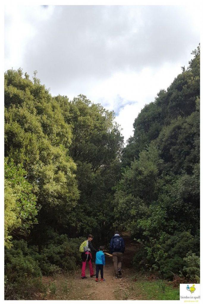 Tacchi di Ogliastra escursione per famiglie