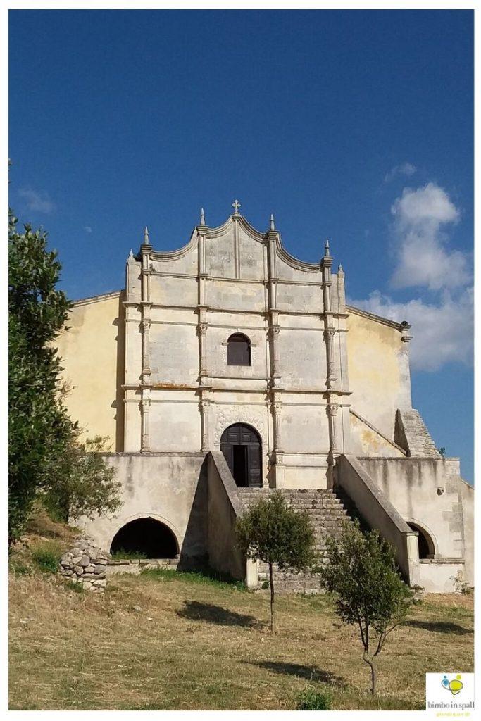 Santuario di Bonu Ighinu nel Villanova
