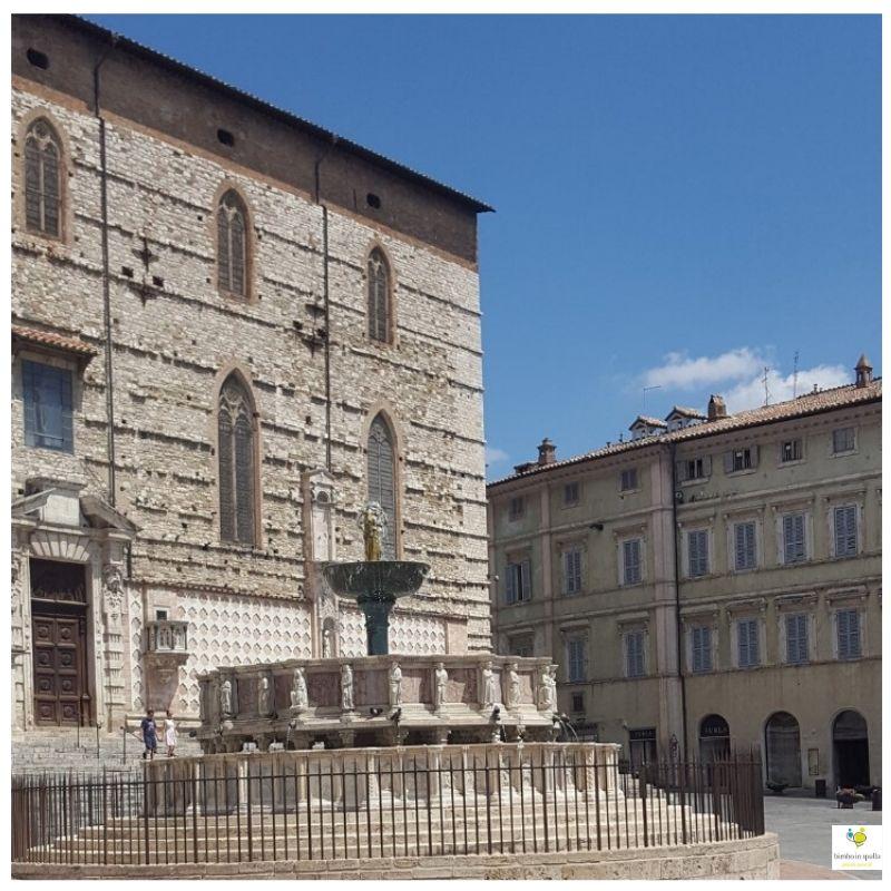Perugia monumenti