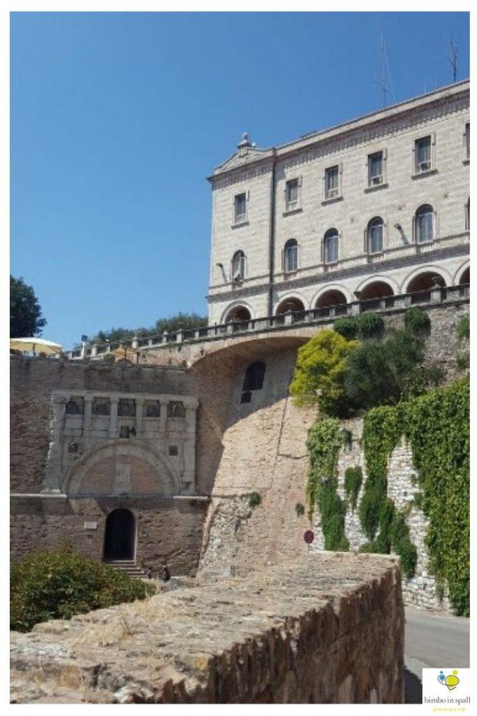 Perugia itinerario