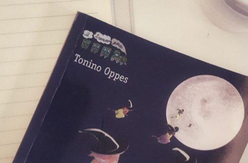 Leggende sarde al chiaro di luna Tonino Oppes