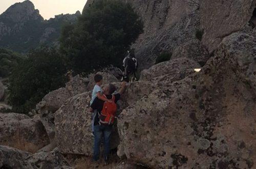 Monti Fraili escursione Aggius