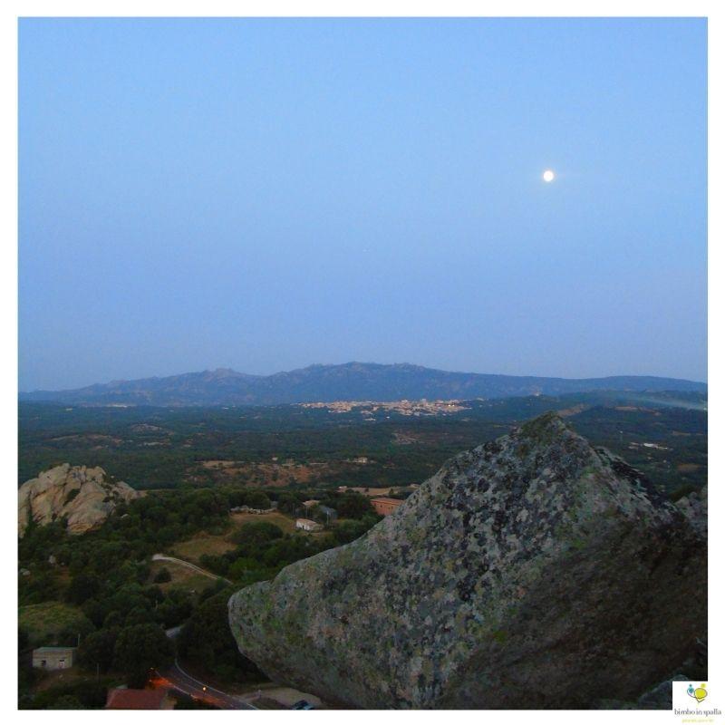 Monti Fraili escursione in notturna