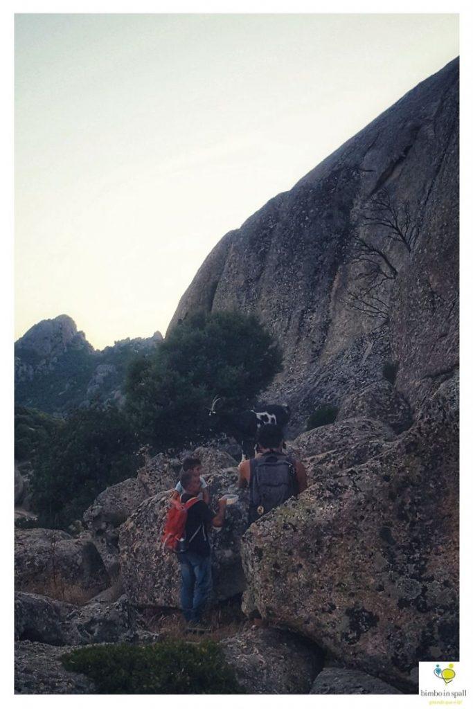 Monti Fraili cosa fare ad Aggius