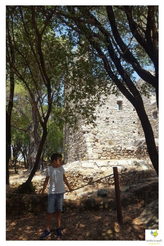 Palazzo di Baldu a Luogosanto