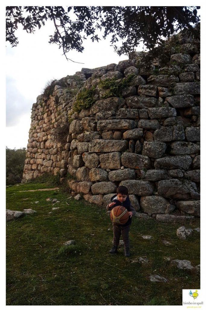 autunno in Sardegna con bambini