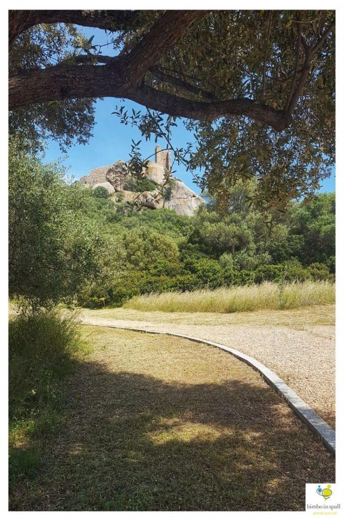 Castello di Pedres vacanze a Olbia