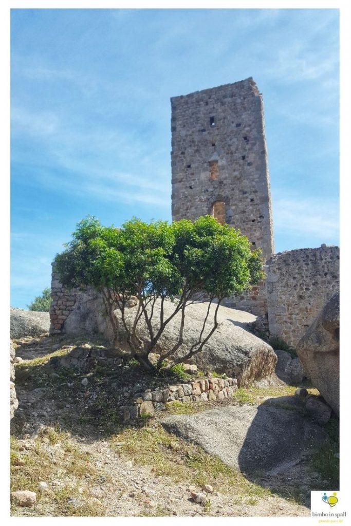 Castello di Pedres cosa vedere a Olbia