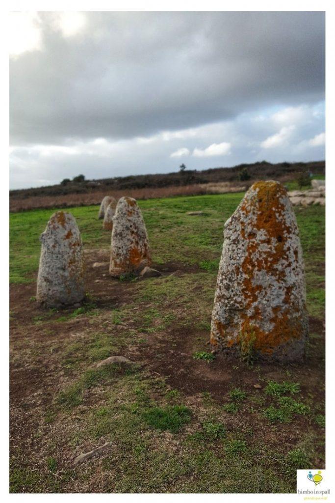 Macomer e il sito archeologico di Tamuli