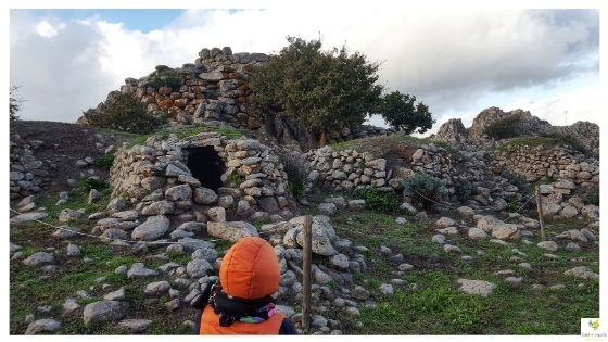 sito archeologico di Tamuli a Macomer