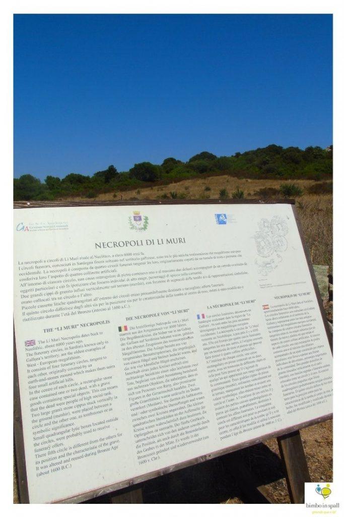 Necropoli di Li Muri Arzachena