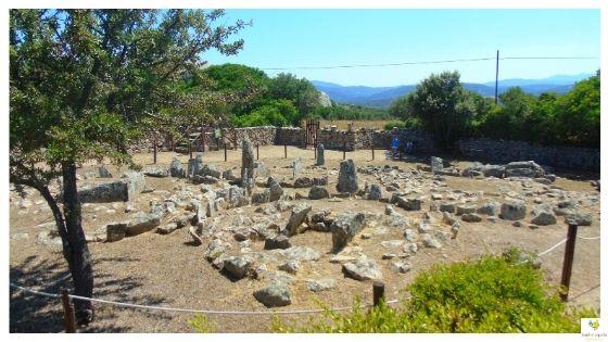 Circoli Megalitici di Li Muri archeologia sarda