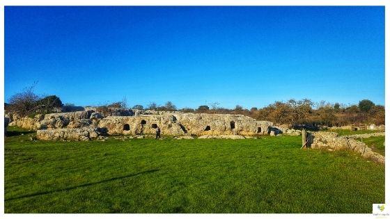 Parco dei Petroglifi Sardegna archeologia