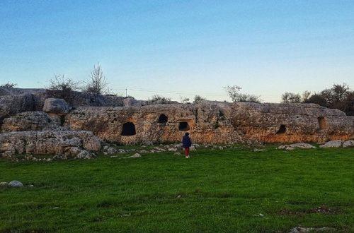 Parco dei Petroglifi archeologia in Sardegna