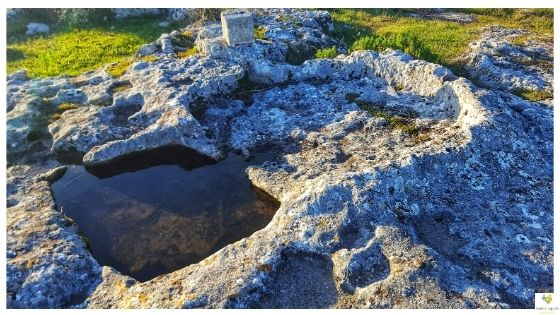 Parco dei Petroglifi Sardegna