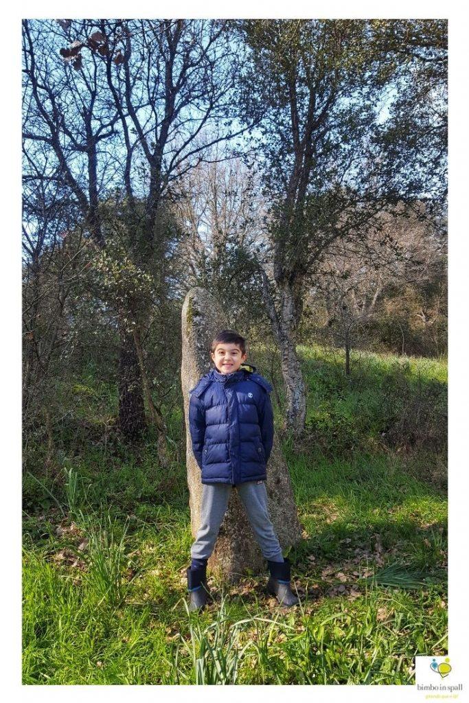 Megalitismo in Sardegna spiegato ai bambini