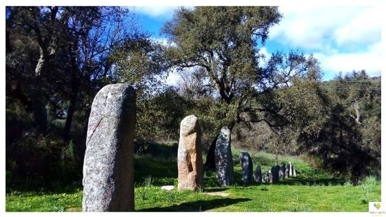 Megalitismo in Sardegna menhir di Sorgono