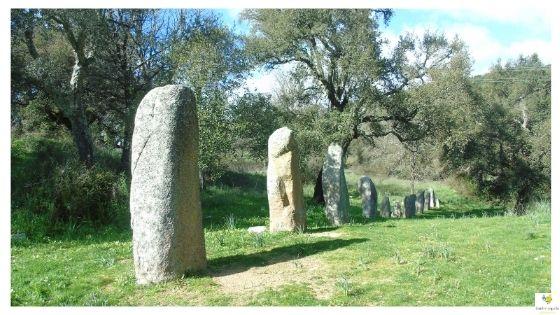 Parco Archeologico Biru 'e Concas a Sorgono