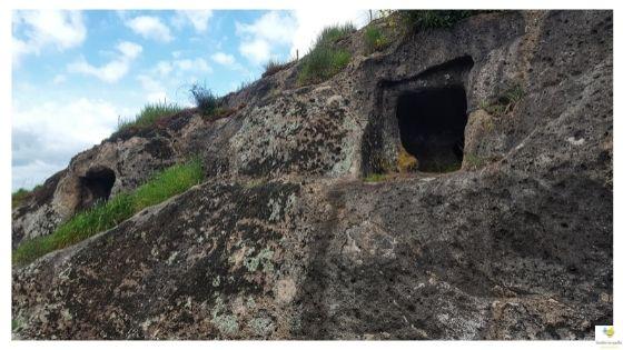 necropoli di Partulesi Ittireddu