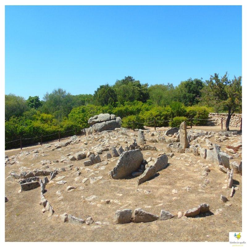 Neolitico in Sardegna per bambini