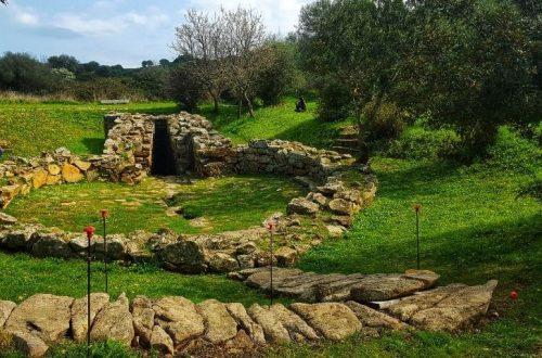 Olbia archeologica itinerario