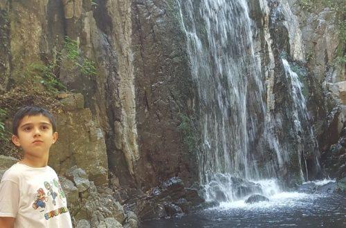 Cascata di Sos Molinos a Santu Lussurgiu