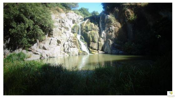 Cascata di Triulintas Sardegna natura